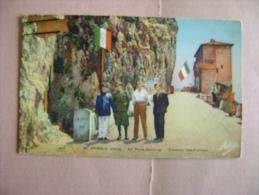 CP ITALIE - N°82 GRIMALDI - SUI PONTE SAN-LUIGI -  FRONTERA ITALO- FRANCESE - ECRITE EN 1932 - Non Classés