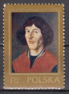 Polonia, 1973 - 1, 50z M. Kopernik - Nr.1957 MNH** - Ungebraucht