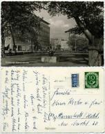 Germany - Duisburg - Königsstraße - Used 1953 - Stamp - Duisburg