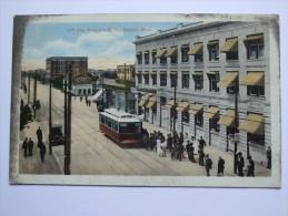 CANADA 11TH AVE. FROM SOUTH STREET REGINA SASKATCHEWAN 1913 - Regina