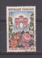 FRANCE / 1959 / Y&T N° 1189 : Floralies Paris - Choisi - Cachet Rond - France