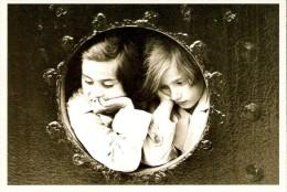 """BELGIQUE (1939) : ANVERS-Enfants Juifs Attendant De Débarquer Du """"Saint-Louis"""". CARTE 88 DES ARCHIVES DU """"SOIR"""" (2005). - Judaisme"""