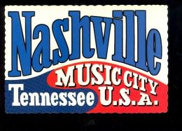 NASHVILLE Tennessee Music City USA 1980 - Nashville