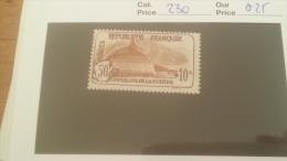 LOT 243037 TIMBRE DE FRANCE NEUF* N�230 VALEUR 25 EUROS