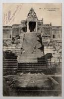 CPA Indochine Cochinchine Viet Nam Souvenir Des Ruines D´Angkor - Viêt-Nam