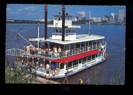 MEMPHIS Tennessee Boat Memphis Queen II 1980 Bateau Ship Schiff - Memphis