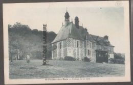 27 - ST PHILBERT SUR RISLE--Chateau De La Cour--cpsm Pf - Francia