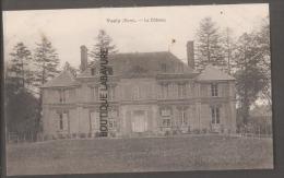 27 - VESLY--Le Chateau-- - Francia