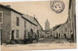 54   CEINTREY           Rue Principale - Autres Communes