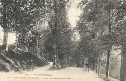 Htes Pyrénées : Bagnères De Bigorre, Route Des Thermes De Salut - Bagneres De Bigorre