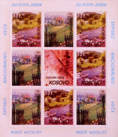 EUROPA 2004 - FEUILLET NEUF ** - PH  0028F - EMISSION KOSOVAR - Kosovo