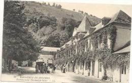 Htes Pyrénées : Bagnères De Bigorre, Ets Thermal De Salut - Bagneres De Bigorre