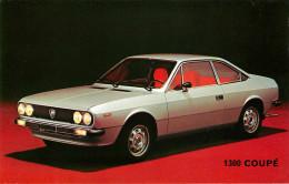 Publicités - Voitures - Automobile - Lancia 1300 Coupé - 2 Scans - Bon état Général - Reclame