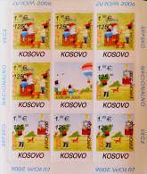EUROPA 2006 - FEUILELT NEUF ** - PH 0036F - EMISSION KOSOVAR - Kosovo