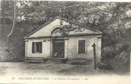 Htes Pyrénées : Bagnères De Bigorre, La Fontaine Ferrugineuse - Bagneres De Bigorre