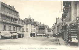 Htes Pyrénées : Bagnères De Bigorre, Place De Strasbourg - Bagneres De Bigorre