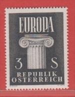1960 ** (sans Charn., MNH, Postfrish)  Yv  922Mi  1081ANK 1123 - 1945-60 Unused Stamps