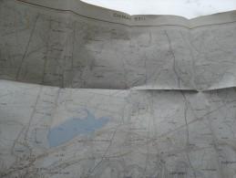 Carte Géographique Militaire Au 1/10.000 De CHIMAY 57/7 De 1967 - Cartes