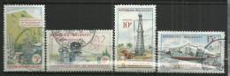 MADAGASCAR 1962 - INDUSTRIALIZATION - CPL. SET - USED OBLITERE GESTEMPELT USADO