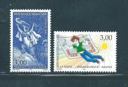 France Timbres De 1997  Neufs ** N°3058 Et 3059 Prix De La Poste - France