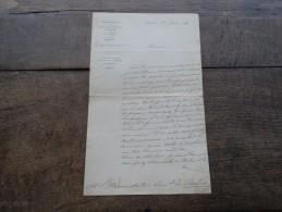 Visite Des Communes(Baileux)compte-rendu Du 1 Juin 1901 - Manoscritti