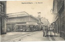 Htes Pyrénées : Bagnères De Bigorre, Le Marché - Bagneres De Bigorre