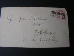 == Alter Brief Ilsenburg - Deutschland
