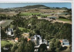 CPSM 38  SAINT GEOIRE EN VALDAINE CHATEAU DE CLERMONT ET DE LA ROCHETTE  Grand Format 15 X 10,5 - Saint-Geoire-en-Valdaine