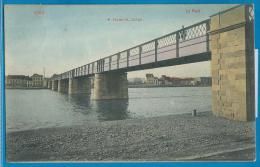 Visé (carte Circulée) - Le Pont - Visé