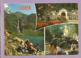 Dépt 31 - LUCHON - Multivues - Le Lac D'Oô Et L'établissement Thermal - Luchon