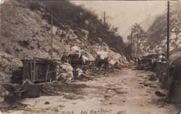 CP Photo 14-18 KOBARID (Isonzo) - Bataille De Caporetto (Karfreit), Soldats Allemands (A96, Ww1, Wk 1) - Slovenia