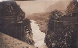 CP Photo 14-18 KOBARID (Isonzo) - Bataille De Caporetto (Karfreit), Un Pont Détruit (A96, Ww1, Wk 1) - Slovenia