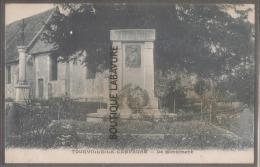 27 - TOURVILLE LA CAMPAGNE--Le Monument--cpsm Pf--*Pas Courante - Francia