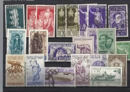 Lot Italie 1987 - 1981-90: Mint/hinged