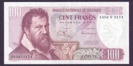 Belgium 100 Francs 1971 XF+ - 100 Francs