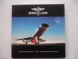 Breitling 1884. Instruments For Professionals. 125 Ans Breitling - Chronolog 09 - Bijoux & Horlogerie