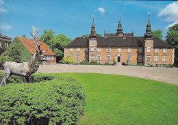 Denmark PPC Jægerspris Slot Palace Schloss Chateau Nr. 14309016 (2 Scans) - Denmark