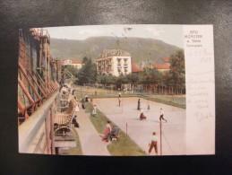 Allemagne Bad Munster Am Stein Tennisplatz 1904 Terrains De Tennis - Bad Muenster A. Stein - Ebernburg