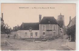 89 - SEIGNELAY / LA MARE ET LE SOURCE SAINT MARTIAL - Seignelay
