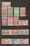 CAMEROUN  LOT   N° 134/148  NEUFS  ** ET * SAUF N°138 OBLITERE      DE  1927/38 - Unused Stamps