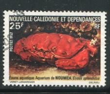 NOUVELLE CALEDONIE- Y&T N°454- Oblitéré - Nuova Caledonia
