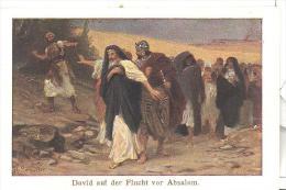 David Auf Der Flucht Vor Absalom - Andachtsbilder
