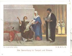 Darstellung Im Tempel Und Simeon - Andachtsbilder