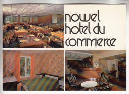 CASTELLANE 04 - NOUVEL HOTEL DU COMMERCE - CPSM GF - Alpes De Haute Provence - Castellane