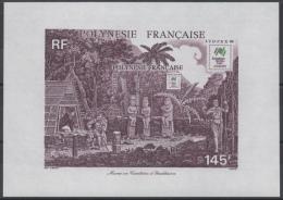 POLYNESIE - YT BF N° 14 - Neuf ** - MNH - Cote: 5,50 € - Blocchi & Foglietti