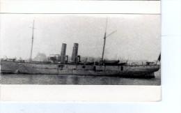 Batiment Militaire Marine Perou Lima Ex Socrates - Boats