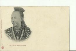 ETH1/A   --  S. M. TAITOU   --   REINE  D `ABYSSINIE - Äthiopien