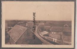 27 - MEZIERES--Vue Panoramique Prise Du Clocher De L'eglise--cpsm Pf--**Pas Courante - Francia