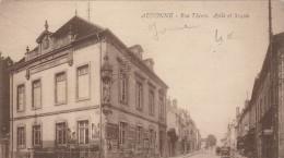 CPA 21 Auxonne - Rue THiers - Asile Et Musée - Auxonne