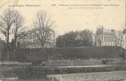 Château De Largentaye Et Sa Chapelle Près Plancoët - Edition Waron - Carte Non Circulée - Plancoët